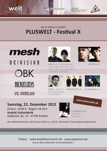 Pluswelt-Festival X