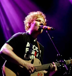 Ed Sheeran - Credits: Gabrielle