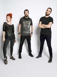 Paramore - Credits: Pamela Littky