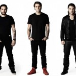 Swedish House Mafia - Foto Carl Linstromm