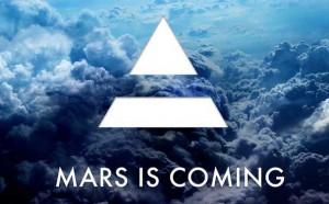 30 Seconds To Mars - Mars Is Coming