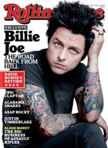 Billie Joe Armstrong | Rolling Stone - Credits: Danny Clinch