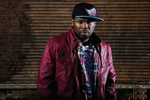 50 Cent - PHOTO CREDIT: Jeremy Deputat