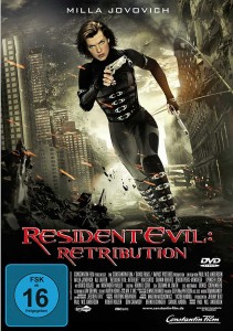 Resident Evil - RETRUBUTION