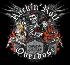 RnR Overdose 2013