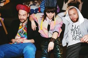 Raphael Schalz, Jen Bender, Chriz Falk - Fotocredit: Christoph Schaller