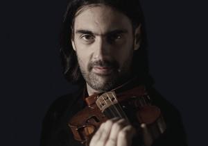 Leonidas Kavakos - PHOTO CREDIT Decca/ © Daniel Regan