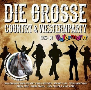 Die große Country & Westernparty pres. by Ballermann