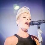PINK – Mitschnitte und Bilder vom Album Launch Konzert