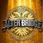 "Alter Bridge – ""Live From Amsterdam (CD+DVD)""- VÖ: 26.03.10"