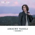 """LENAs schärfster Konkurrent: AMAURY VASSILI tritt mit """"Sognu"""" beim kommenden Eurovision Song Contest für Frankreich an!"""