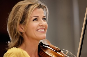 Anne-Sophie Mutter - Photo Credit: © Harald Hoffmann / DG