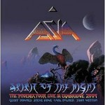"Asia ""Spirit Of The Night – Live In Cambridge 2009"""