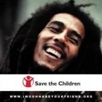 Bob Marley-Kampagne erreicht für Spendenaufruf von »Save the Children für Ostafrika« 600 Millionen Fans