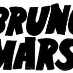 Bruno Mars – dominiert weltweite Download-Charts 2011