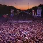 750.000 Besucher feiern beim Coke Sound Up Festival in den Tag der Deutschen Einheit hinein!
