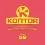 KONTOR TOP OF THE CLUBS VOL. 59 – DEUTSCHLANDS Nr. 1 DJ-MIX COMPILATION