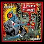 """Le Peuple de l'Herbe """"Tilt"""" VÖ: 29.01.2010"""