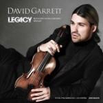 DAVID GARRETT schreibt mit Klassik-Album LEGACY deutsche Musikgeschichte