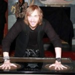 DAVID GUETTA IN HOLLYWOOD GEEHRT!