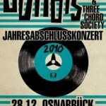 DONOTS Jahresabschlußkonzert in Rekordzeit ausverkauft – Zusatzshow am 28.12.10