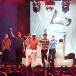 Fettes Brot – stürmen Haldern Pop mit Disco Punk Taktik