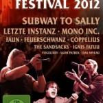 """Feuertanz Festival 2012"" – VÖ: 14.12.12"