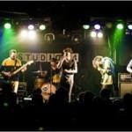 FLOOD OF RED – unterzeichnen Vertrag bei Superball Music