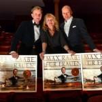 """Max Raabe erhält für sein Album """"Für Frauen ist das kein Problem"""" Gold-Auszeichnung in London"""