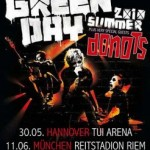 DONOTS OFFIZIELLER GREEN DAY-SUPPORT