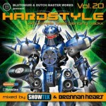 "Blutonium & Dutch Master Works present ""HARDSTYLE VOL. 20"""