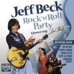 "JEFF BECK ""Rock'n'Roll Party (Honoring Les Paul)"""