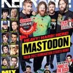 "Mastodon – Titelgeschichte im aktuellen ""Kerrang!"""