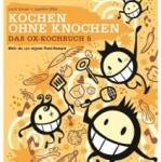 Punkrock & Veganismus: das neue Ox-Kochbuch #5 erscheint im Dezember