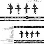 DJ Hell präsentiert Kraftwerk Aftershowparty