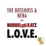 "The BossHoss & Nena feat. Rubbeldiekatz mit dem Titeltrack ""L.O.V.E."""