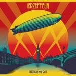 """Led Zeppelin landen mit """"Celebration Day"""" sicher auf # 1 der Charts"""