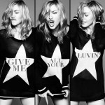 "MADONNA – neue Single ""Give Me All Your Luvin"" ab Freitag 03. Februar"