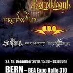Metal Christmas Festival in Bern