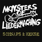 "Monsters Of Liedermaching – ""Schnaps & Kekse"" –  VÖ: 10.08.12"