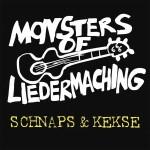 "Monsters Of Liedermaching – ""Schnaps & Kekse"" –  VÖ: 10.08.12"