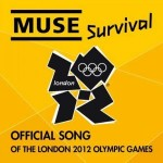 Der Olympia-Song Survival von Muse