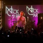 Nick Carter - Emotionaler Tourauftakt in Berlin