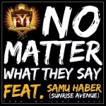 "Follow Your Instinct: Platz 1 für ""No Matter What They Say"" bei MyVideo.de!"