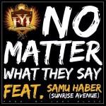 """Follow Your Instinct: Platz 1 für """"No Matter What They Say"""" bei MyVideo.de!"""