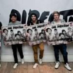One Direction – Weltweit zwölf Millionen verkaufte Tonträger in weniger als einem Jahr