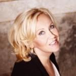 Agnetha Fältskog im ZDF-Interview