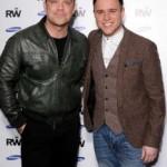 Olly Murs auf Stadiontour mit Robbie Williams