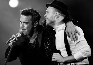 Robbie Williams - Olly Murs