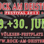 """Rock Am Deister"" Festival 2013 am 29. & 30.06.2013"